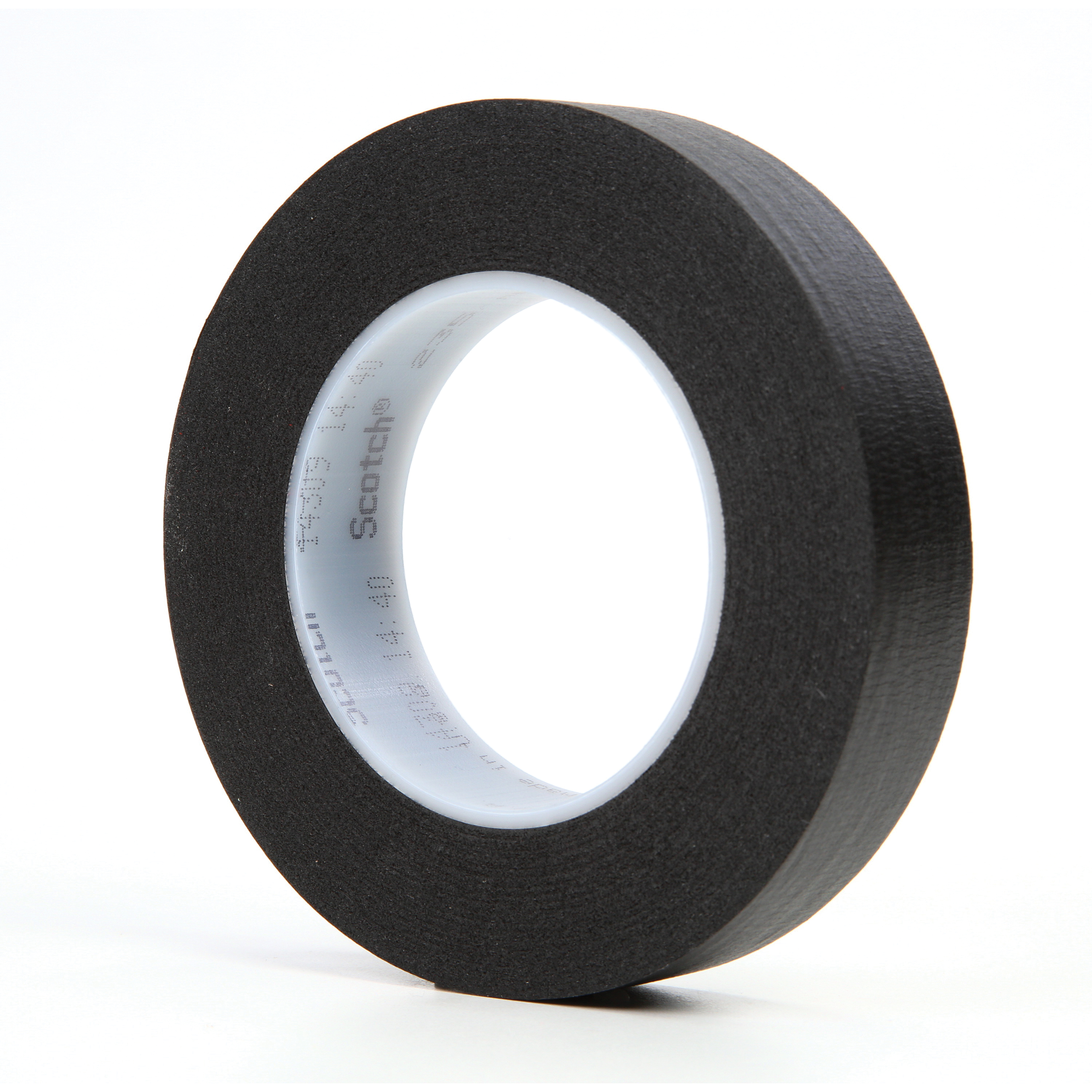 3M™ 021200-02840 235 Photographic Tape, 1 in W x 60 yd Roll L, 7 mil THK, Black