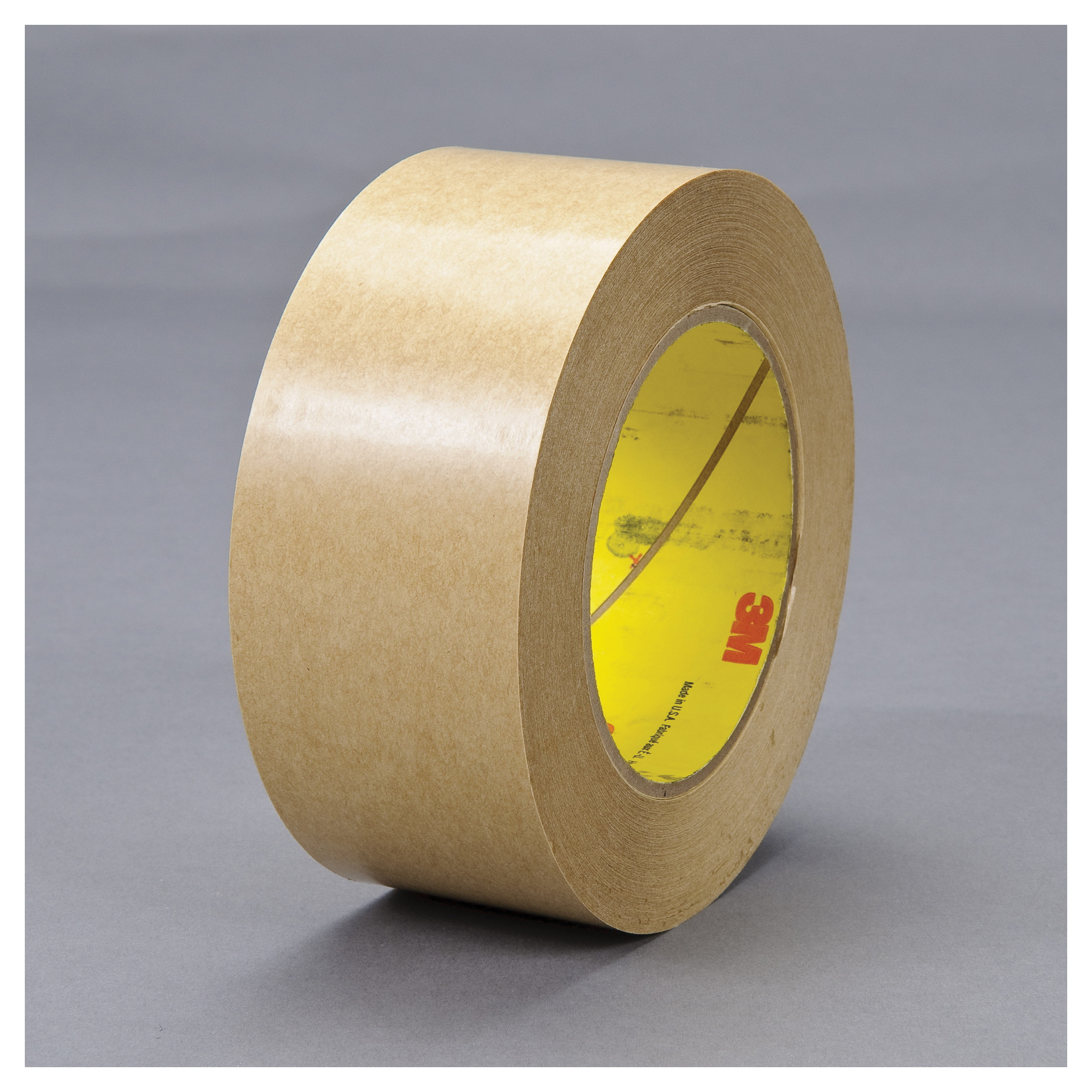 3M™ 021200-03351 Fibered General Purpose Adhesive Transfer Tape, 60 yd L x 6 in W, 2 mil THK, 2 mil 400 Acrylic Adhesive, Clear