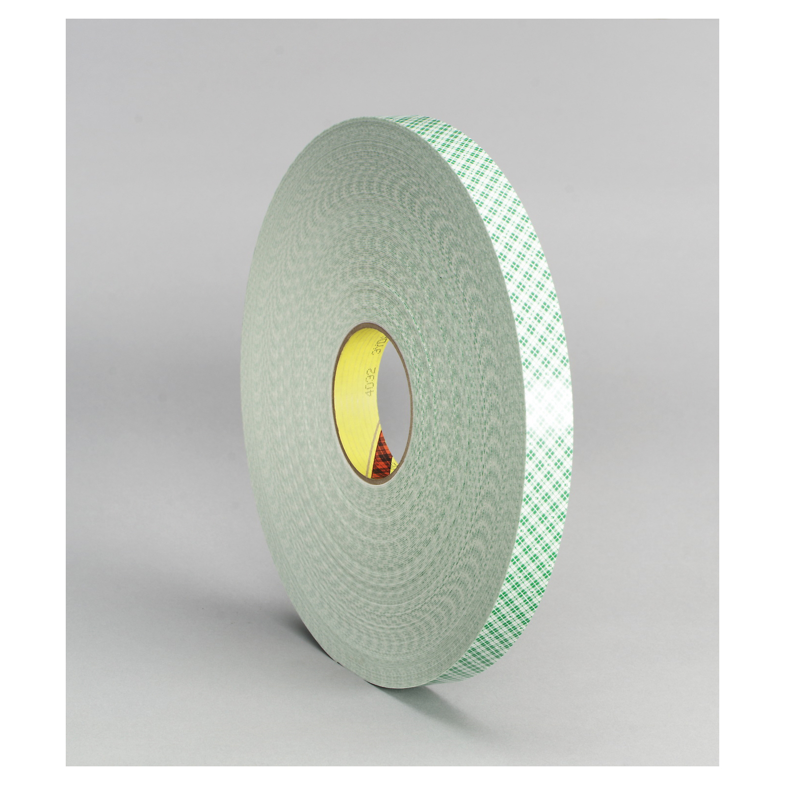 3M™ 021200-04869 Double Coated Tape, 72 yd L x 2 in W, 31 mil THK, Acrylic Adhesive, Urethane Foam Backing, Off-White