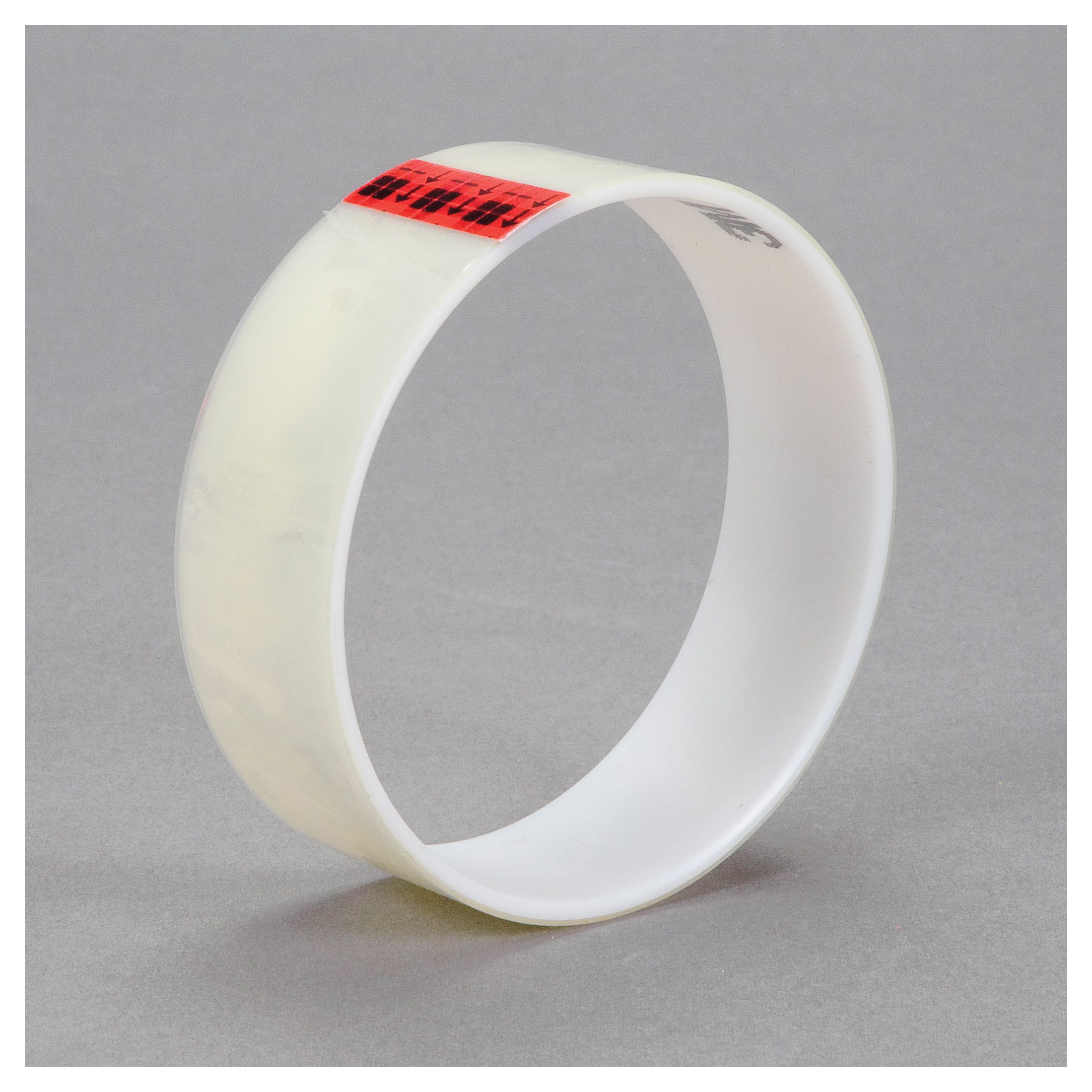 3M™ 021200-03588 Film Tape, 72 yd L x 1 in W, 2.2 mil THK, Acrylic Adhesive, 0.9 mil Polyester Backing, Transparent