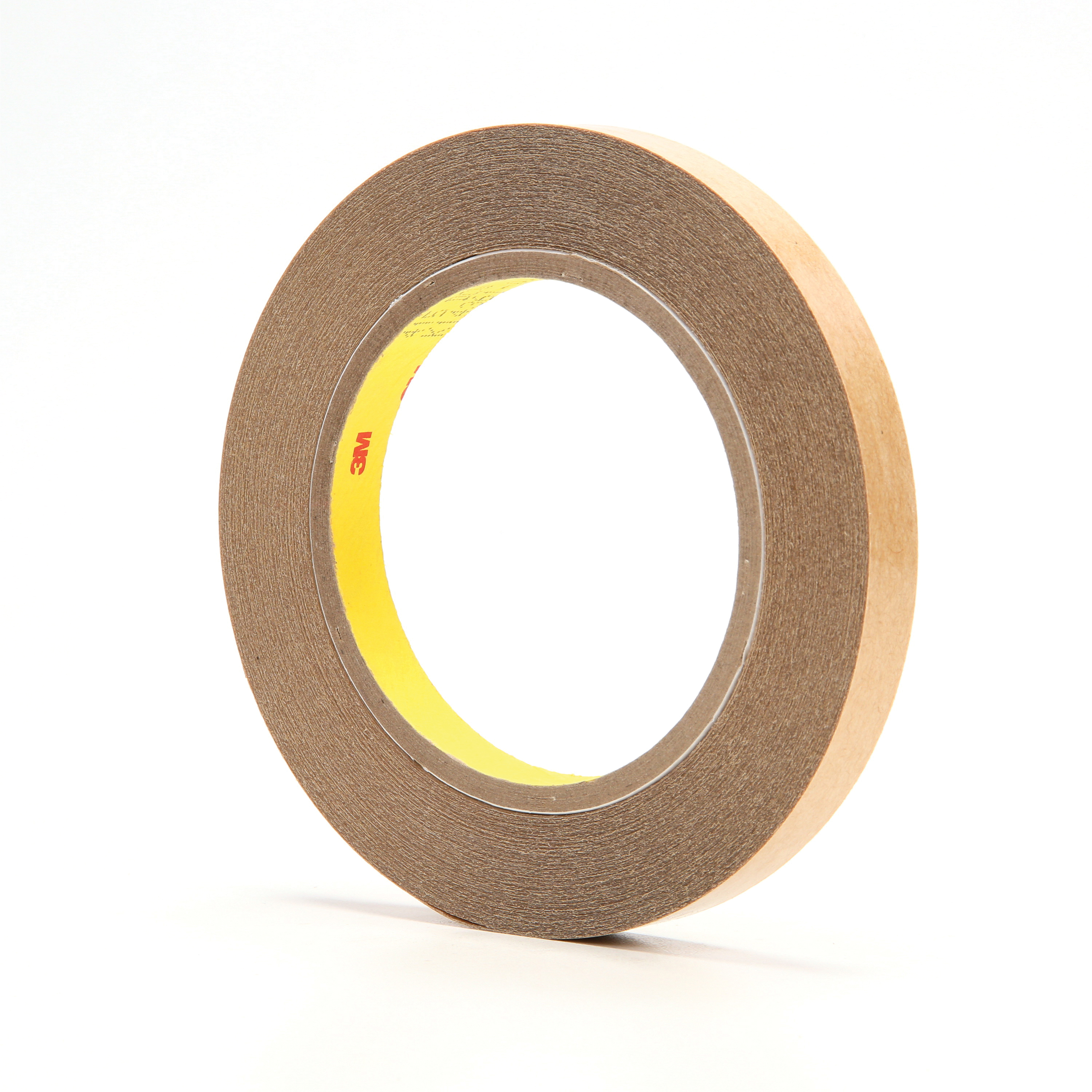 3M™ 021200-03764 415 Double Coated Non-Repulpable Splicing Tape, 1/2 in W x 36 yd Roll L, 4 mil THK, Clear