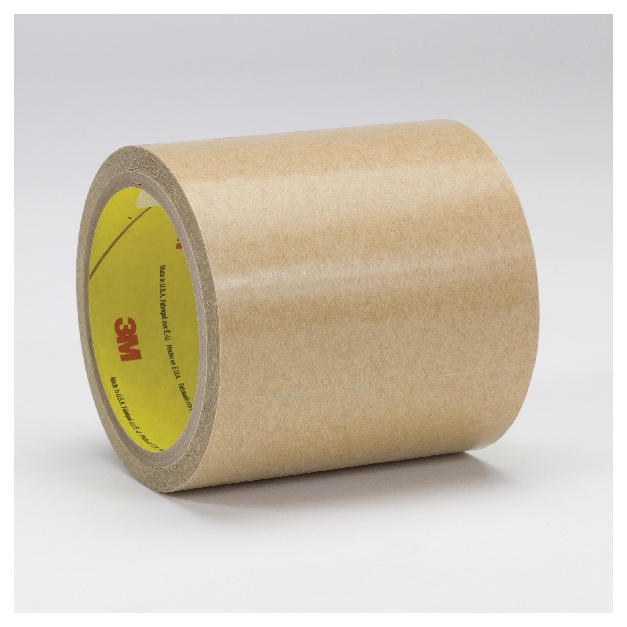 3M™ 021200-05457 950 General Purpose Adhesive Transfer Tape, 3 in W x 60 yd Roll L, 8.5 mil THK, Clear
