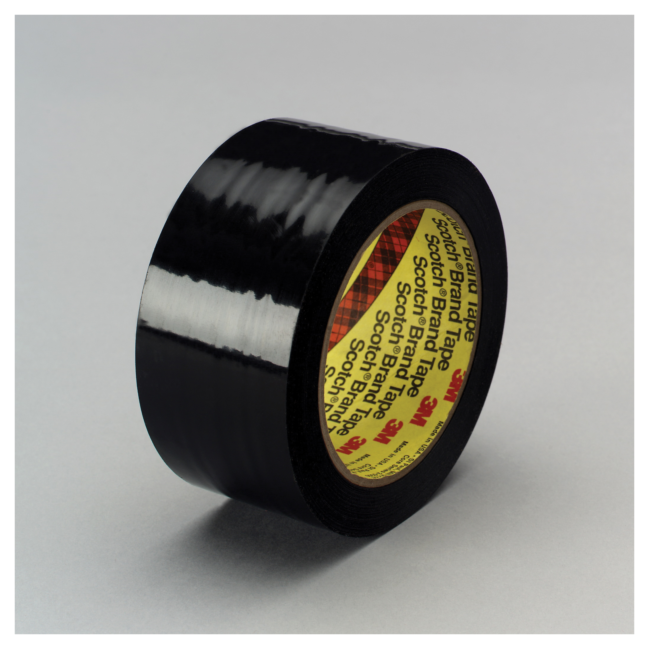 3M™ 021200-05167 483 Chemical Resistant General Purpose UV Resistant Masking Tape, 1 in W x 36 yd Roll L, 5 mil THK, Black