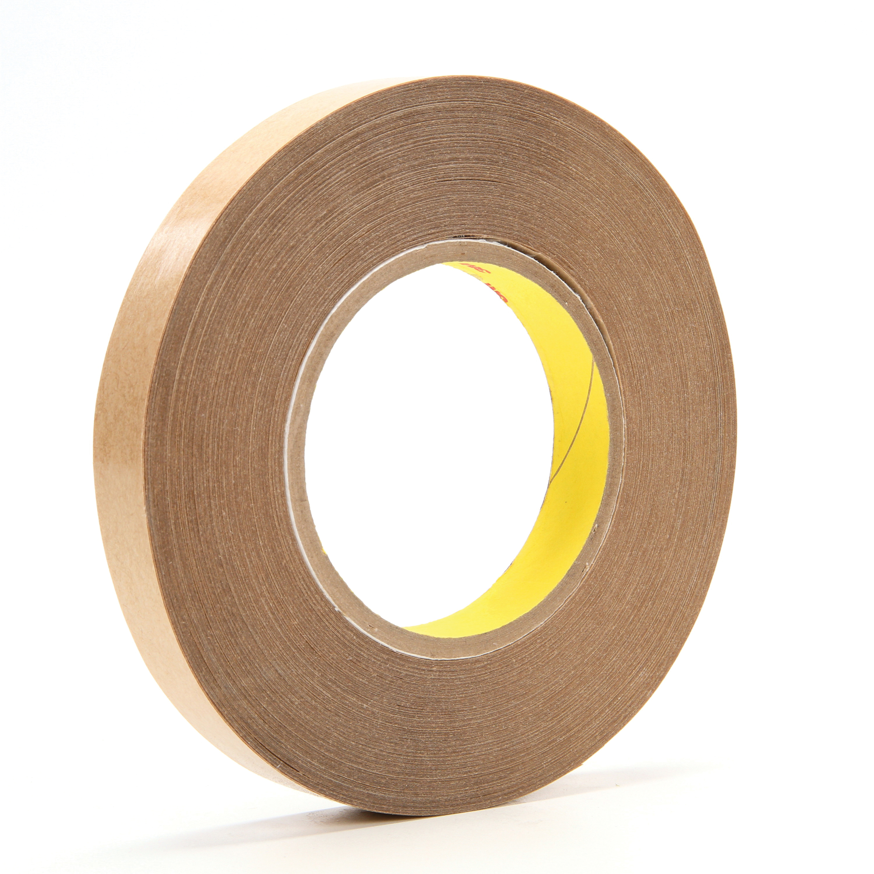 3M™ 021200-04553 General Purpose High Tack Adhesive Transfer Tape, 60 yd L x 3/4 in W, 8.5 mil THK, 5 mil 300 Acrylic Adhesive, Clear