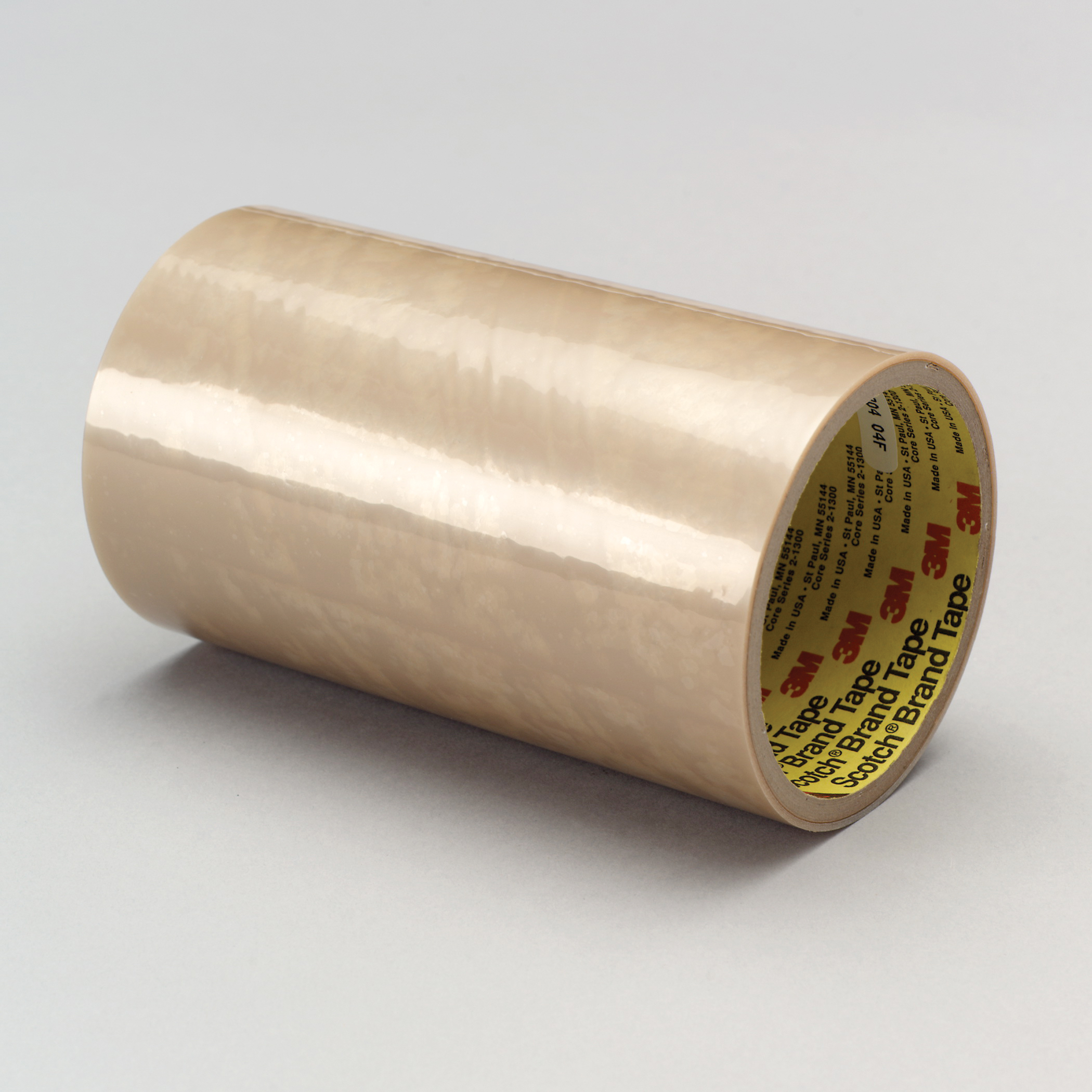 3M™ 021200-05573 336 Protective Tape, 2 in W x 144 yd Roll L, 1.5 mil THK, Transparent