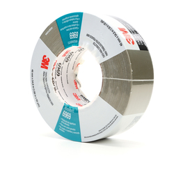 3M™ 021200-22780 Extra Heavy Duty Duct Tape, 54.8 m L x 48 mm W, 10.7 mil THK, Rubber Adhesive, Polyethylene Film Over Cloth Scrim Backing, Olive
