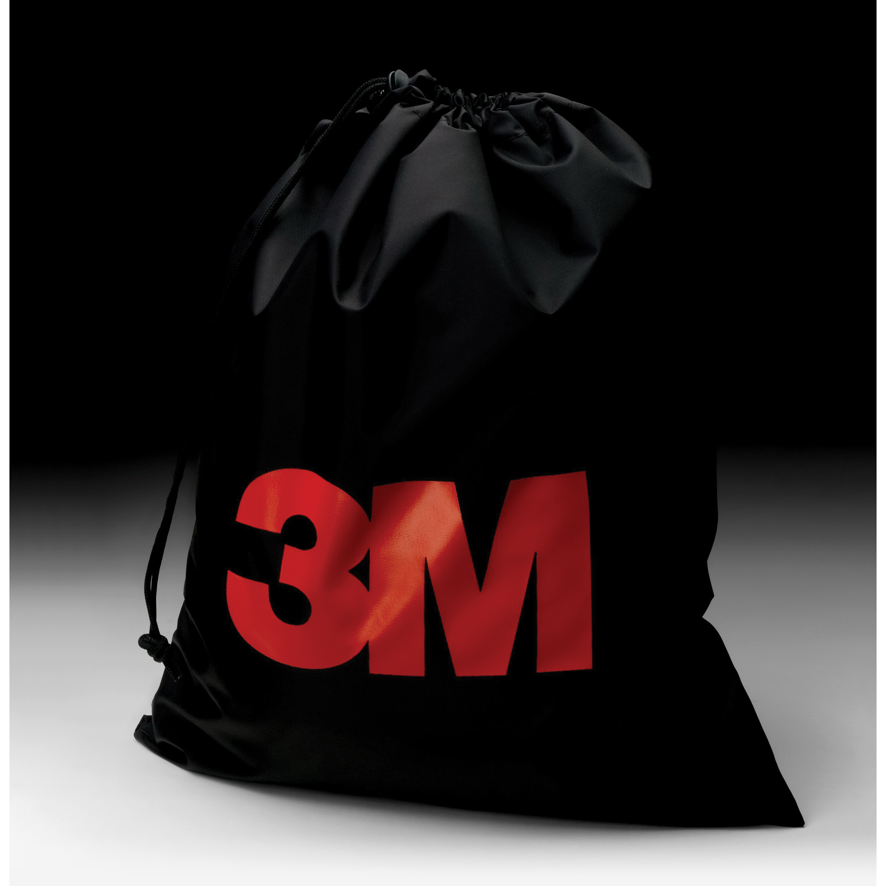 3M™ 051131-17338 Reusable Respirator Storage Bag, Nylon, For Use With 6000, 7000, FF-400 Series Full and Half Facepiece Respirator