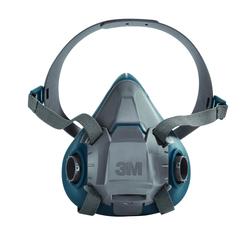 3M Silicone Half Mask Sz.L
