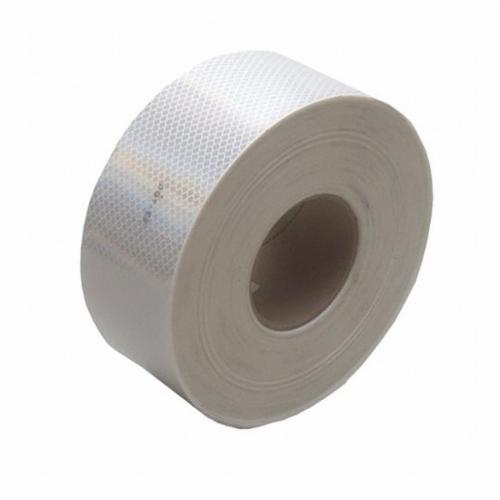 3M Reflective Tape, 2in x 50yd, White