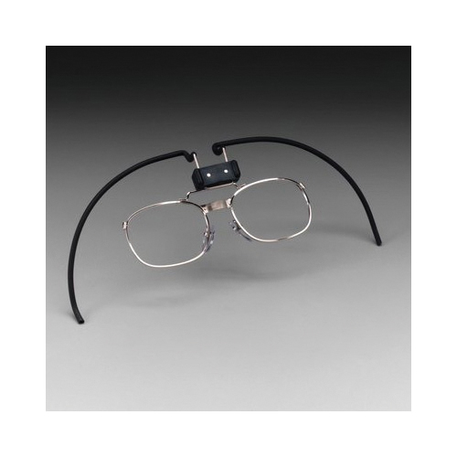 3M™ 051138-28918 Spectacle Kit, For Use With 7000 Series Full Facepiece Respirators, Black