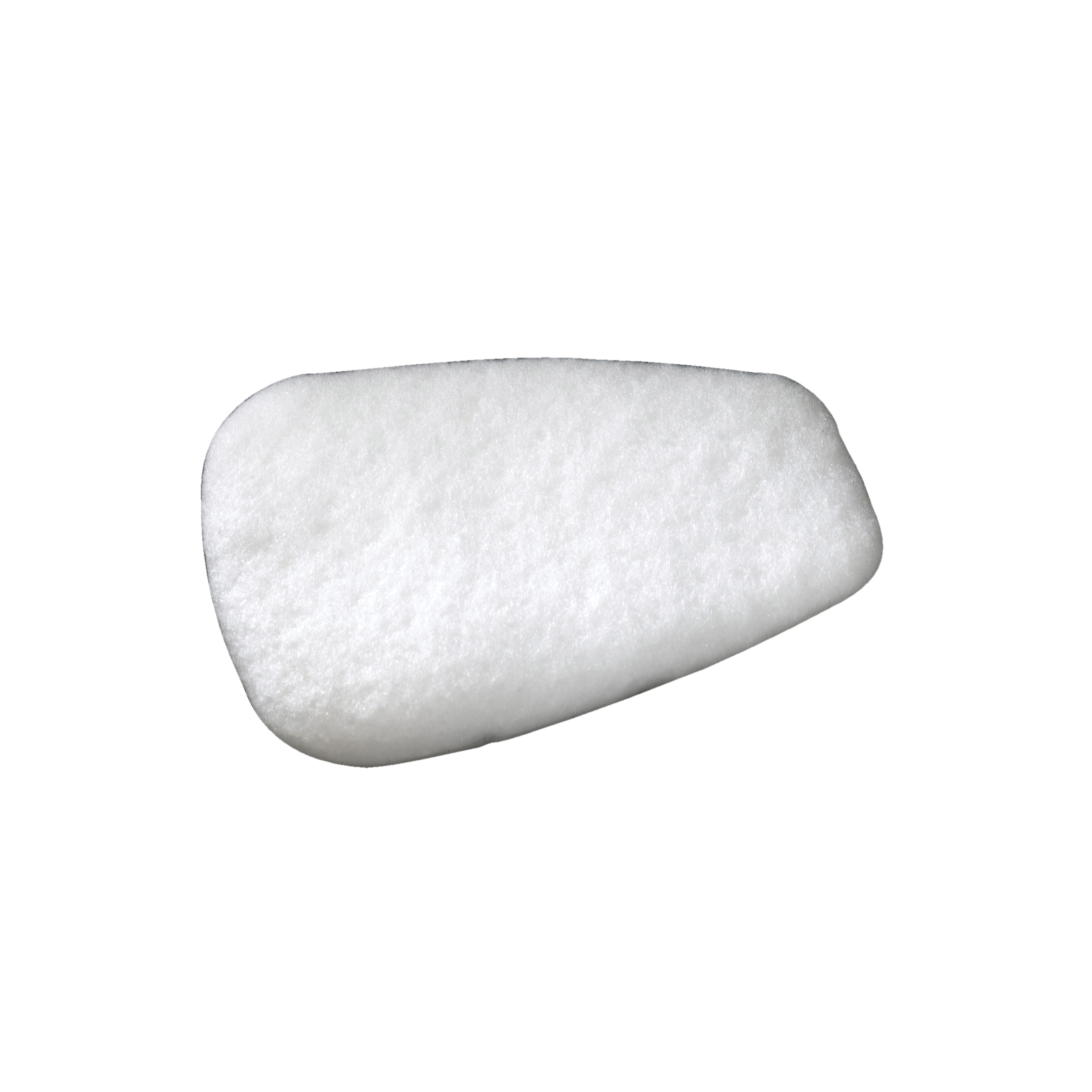 3M™ 051138-46464 Low Profile Particulate Filter, For Use With 3M™ 5000 Series Reusable Respirators, 6000 Series Cartridges, 603 Filter Adapters and 501 Filter Retainers, N95, 0.95 Filter Efficiency, Bayonet Connection, White