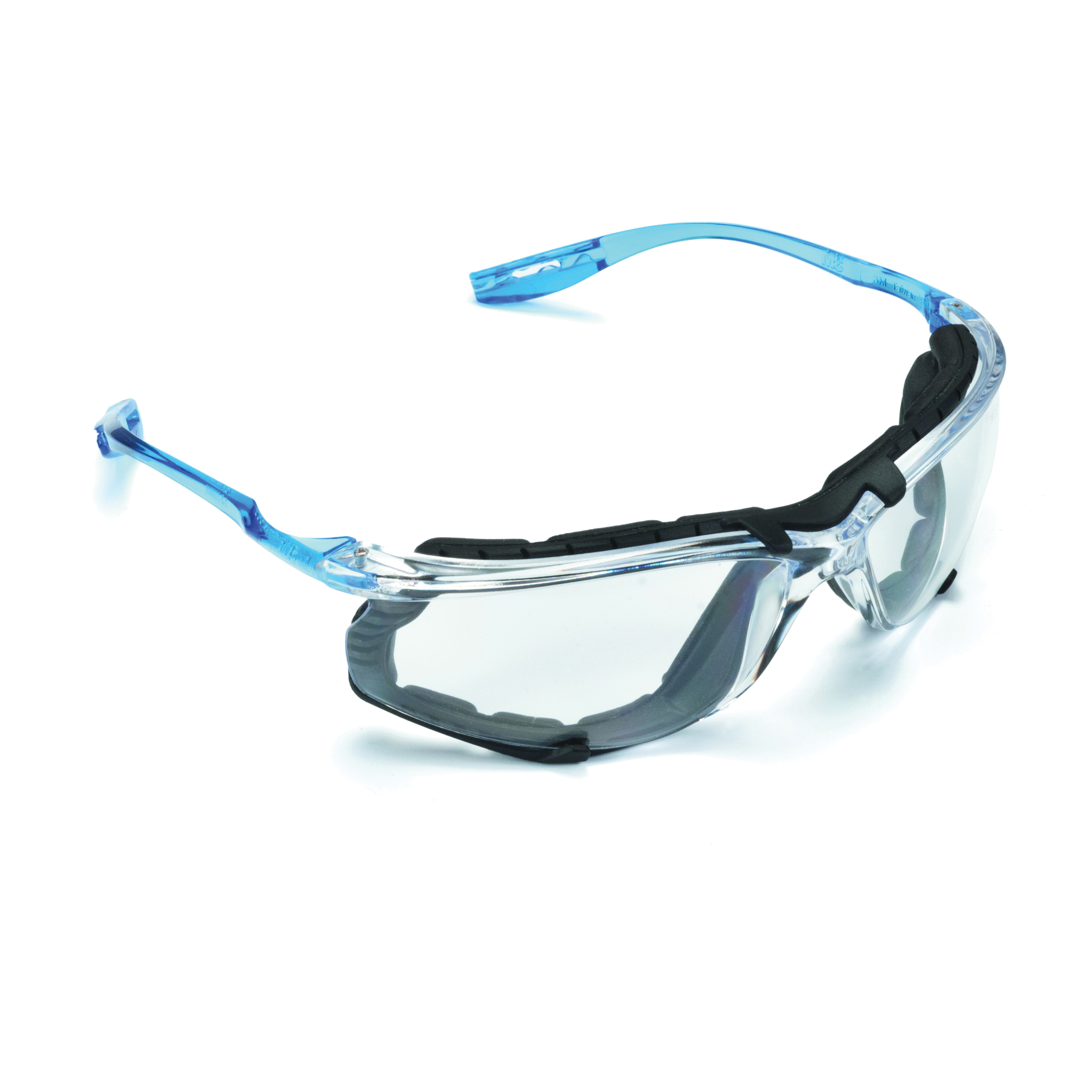 Virtua CCS Safety Glasses, Clear Lens