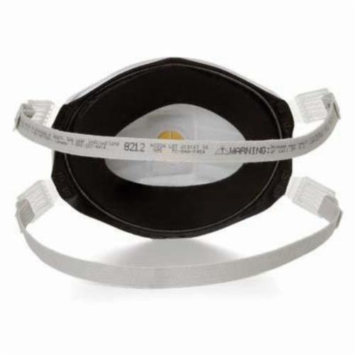3M™ 051138-54141 Standard Particulate Respirator With Faceseal, Resists: Non-Oil Based Particles