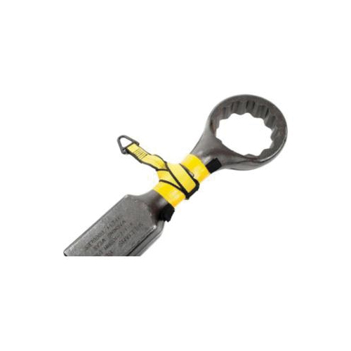 3M DBI-SALA Fall Protection Python Safety® 1500016 Dual Wing Medium Duty, 35 lb Capacity, Yellow