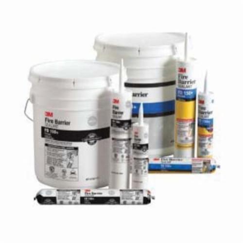 3M™ 051115-18812 Fire Barrier Sealant, Cartridge, 4 hr Fire Rating, Red, 40 to 122 deg F, <250 g/L VOC