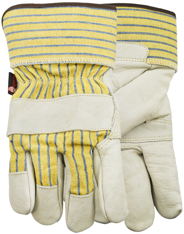 Work Gloves Lined Thinsulate SZ L