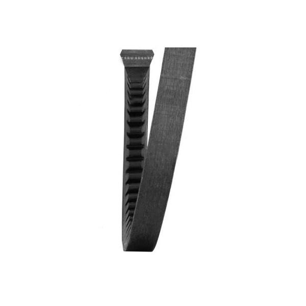 Carlisle® Power-Wedge® Cog-Belt® 5VX1180 Cogged Heavy Duty Narrow V-Belt, 5/8 in W Top, 118 in L Outside, 17/32 in THK, 5VX Section, EPDM