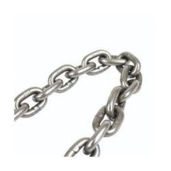 5/16 in Load Chain , Zinc Plated