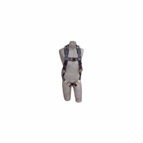 3M DBI-SALA Fall Protection 1108753C ExoFit™ Retrieval Harness, L, 420 lb Load, Quick-Connect Leg Strap Buckle, Quick-Connect Chest Strap Buckle, Nylon Hardware