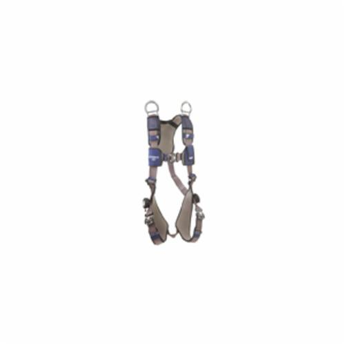 3M DBI-SALA Fall Protection 1113064C ExoFit™ NEX™ Retrieval Harness, M, 420 lb Load, Quick-Connect Leg Strap Buckle, Quick-Connect Chest Strap Buckle, Steel/Aluminum Hardware