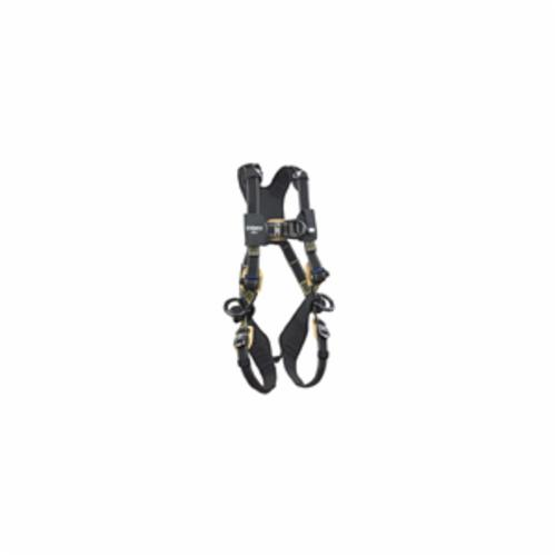 3M DBI-SALA Fall Protection 1113332C ExoFit™ NEX™ Climbing Harness, L, 420 lb Load, Kevlar®/Nomex® Strap, Quick-Connect Leg Strap Buckle, Quick-Connect Chest Strap Buckle, Aluminum Hardware