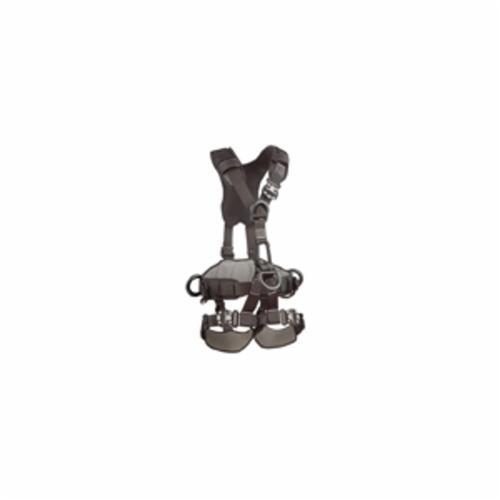 3M DBI-SALA Fall Protection 1113371C ExoFit™ NEX™ Rope Access Rescue Harness, M, 420 lb Load, Quick-Connect Leg Strap Buckle, Quick-Connect Chest Strap Buckle, Steel/Aluminum Hardware