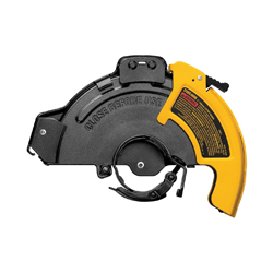 DeWALT® DWE4606 Adjustable Cut-Off Guard, For Use With Most Pro and Small Angle Grinder, 6 in