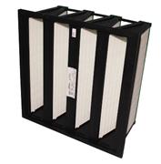 Camfil 855080-001 Durafil ES2 MERV 11 Filter, 12 x 24 x 12 inch Overall