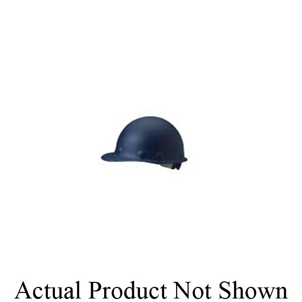 Blue Honeywell Safety Products USA Fibre-Metal by Honeywell P2HNW71A000 Super Eight Fiber Glass Tab Lok High Heat Cap Style Hard Hat