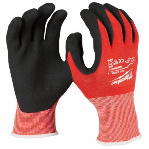 Milwaukee® 48-22-8904 Breathable Unisex Cut Resistant Gloves, XXL