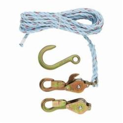 Block & Tackle, w/ Guarded Snap Hooks