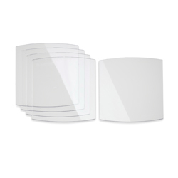 Miller® 216326 Front Lens Cover, For Use With MP-10™, Elite™, Digital Elite™, Titanium™ Series Welding Helmet