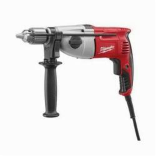 Milwaukee® 5378-21 Dual Torque Corded Hammer Drill, 1/2 in