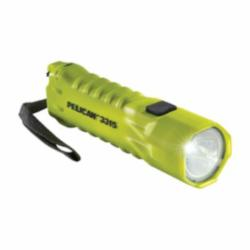 Flashlight 3315C, 3AA LED, Yellow