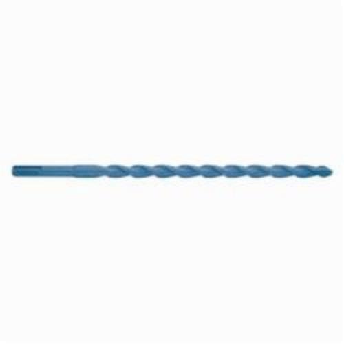 Powers® Wedge-Bit™ 01330 Wedge-Bolt® Hammer Drill Bit, 3/4 in Drill Bit, SDS Plus® Shank, 10 in D Cutting, Carbide Cutting Edge, 12 in OAL