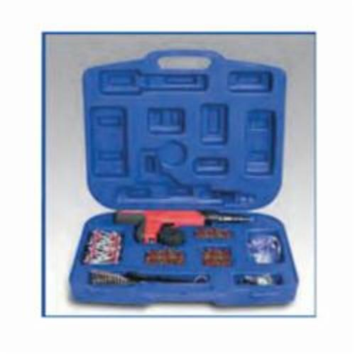 Powers® 52000-PWR Deluxe Powder Actuated Tool Kit, Semi-Automatic Firing Action, 0.27 Caliber, 13-5/8 in L Tool, Pin