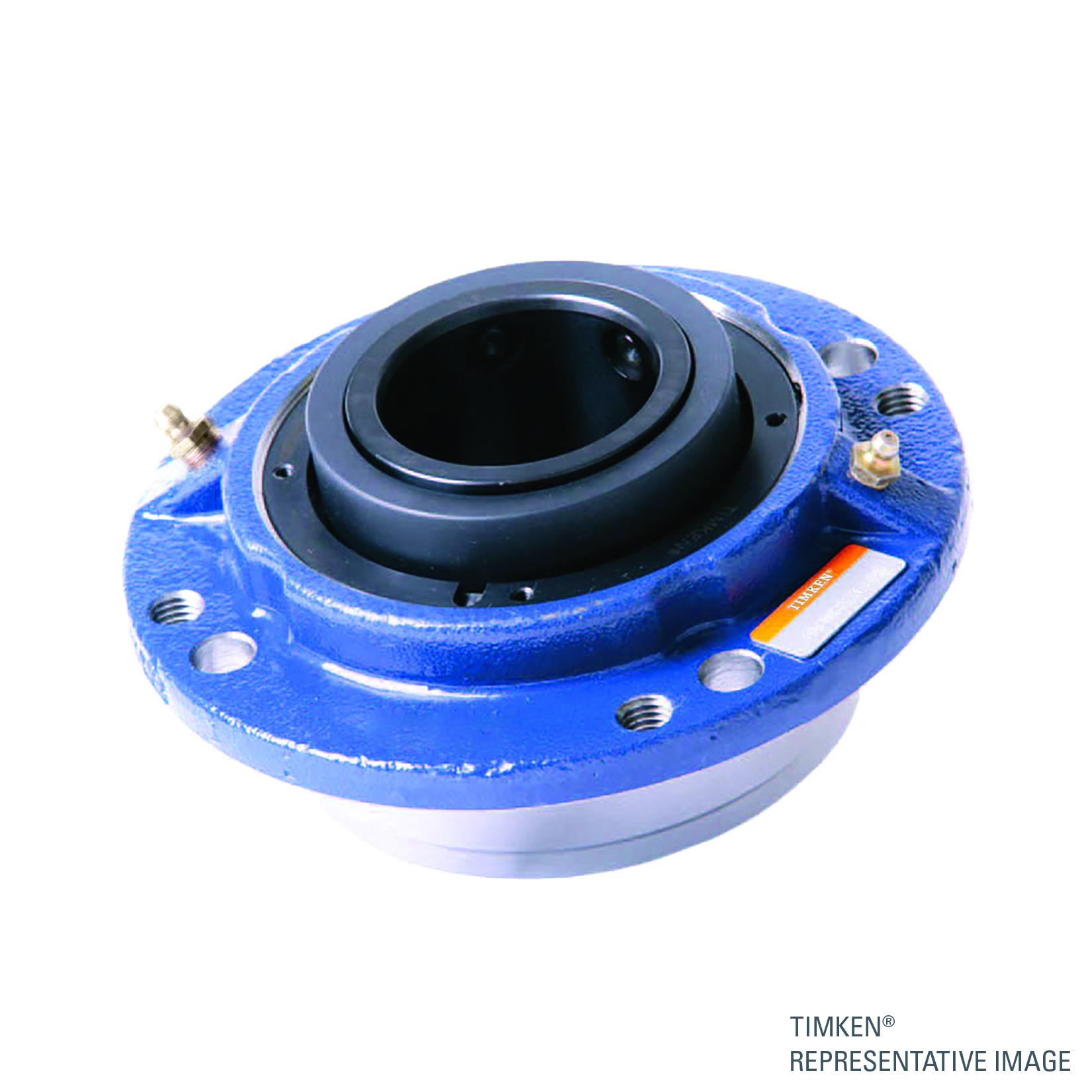 Timken QACW10A115SM Mounted Roller Bearing