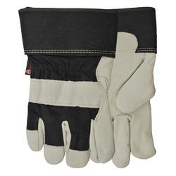 Glove -  FG/cow/thinsulate/elestic wrist