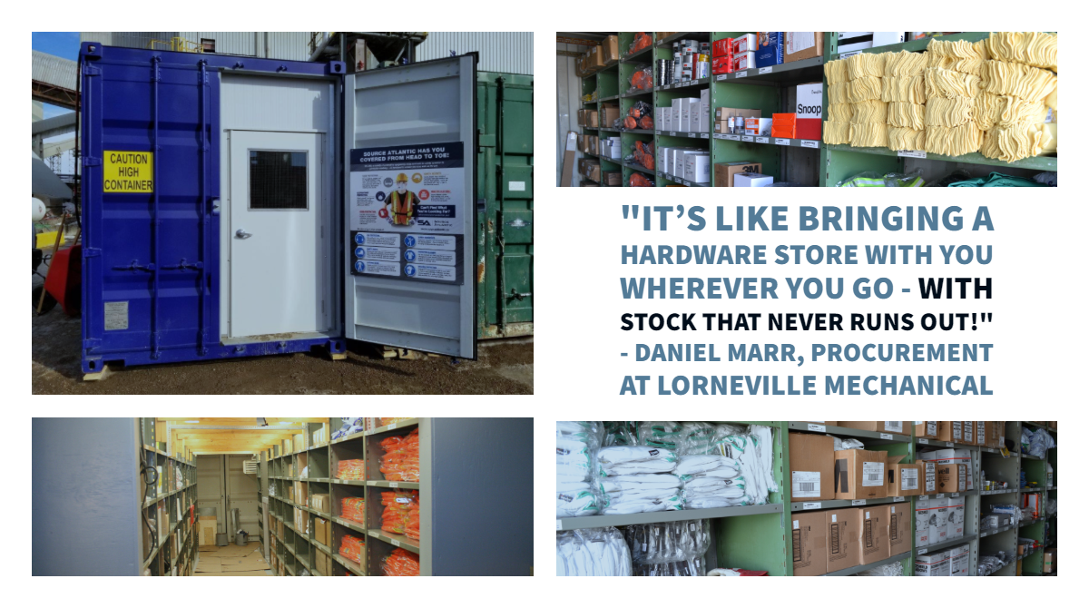 Lorneville Mechanical Mobile Store