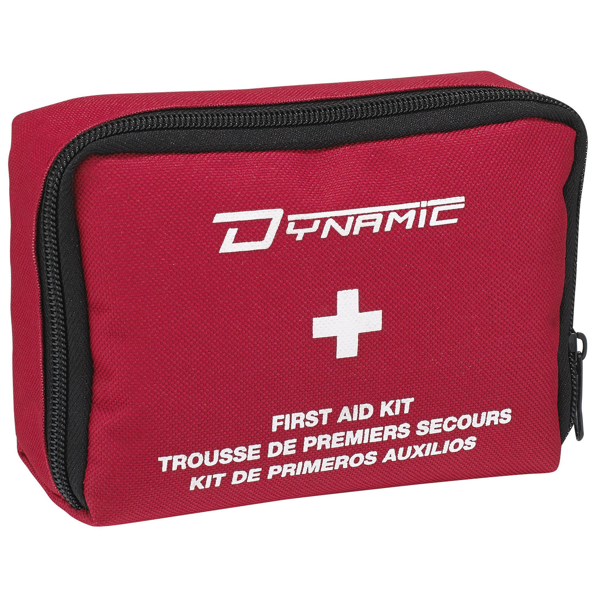 CSA standard First aid kit Type 1 in nylon bag