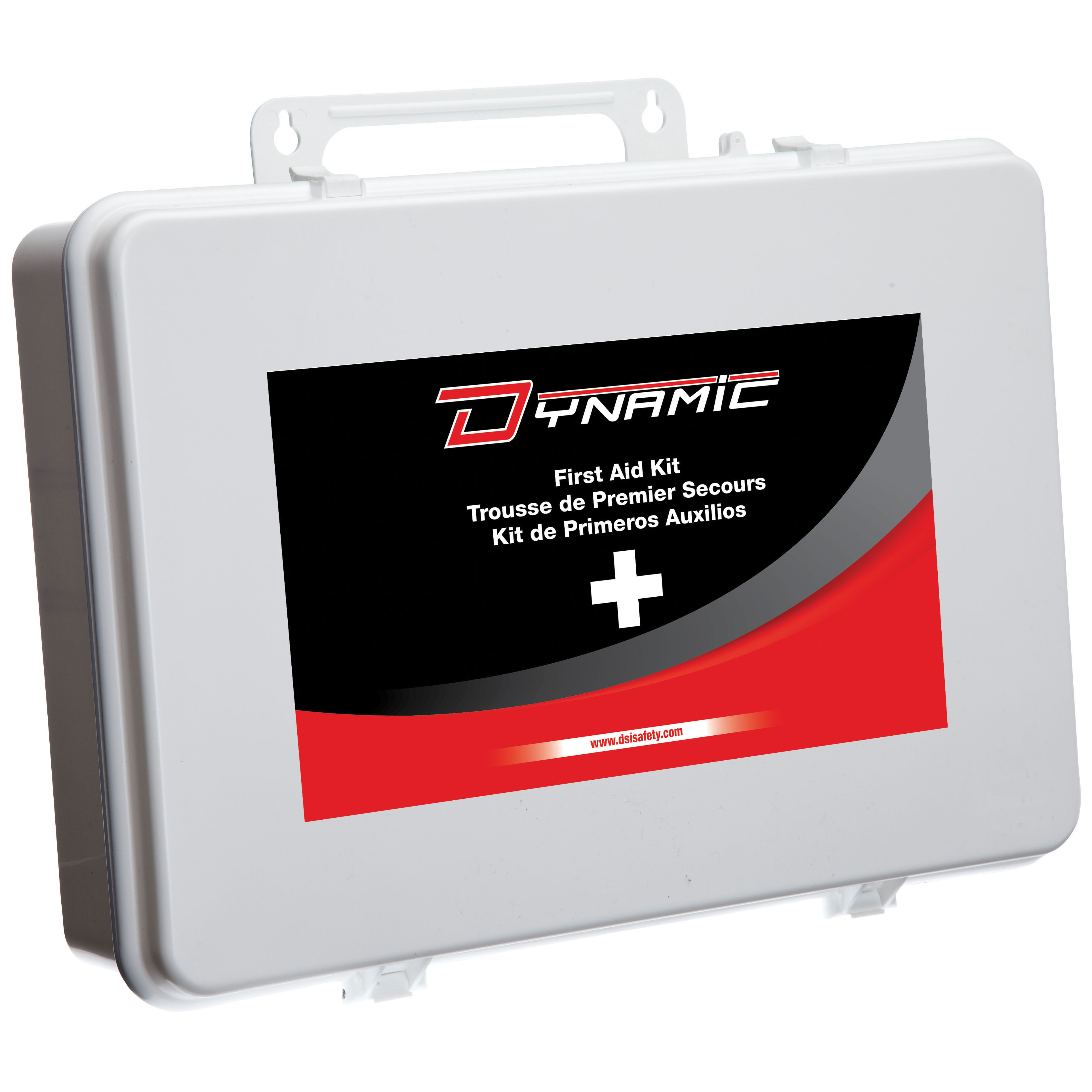 CSA standard First aid kit Type 2 Medium in plastic box