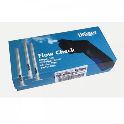 Drager Flow-Check ampoules (3 pcs.)