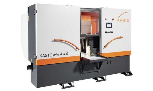 KASTO Automatic High-Performance Bandsaw (Cutting Range up to 460mm x 460mm)