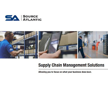 Supply Chain Management Solutions Brochure