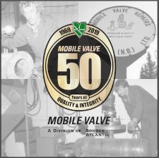 Mobile Valve - 50 Years in Business